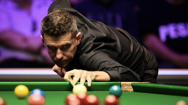 Dominant Selby demolishes Gilbert to win English Open