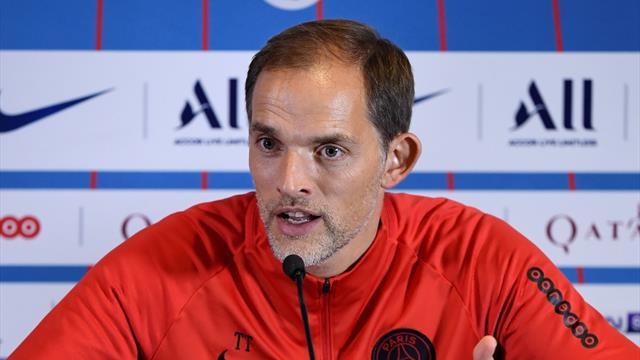 "Tuchel : ""La prolongation de Thiago Silva ? On doit attendre"""