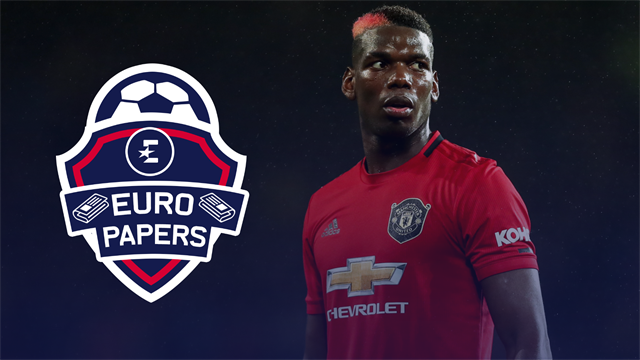 Euro Papers: Real Madrid launch €100m-plus-superstar assault for Pogba