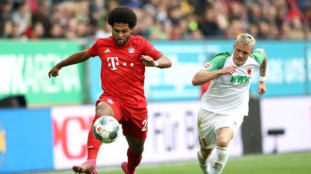 Bayern Monaco beffato al 91': l'Augsburg pareggia con Finnbogason in pieno recupero