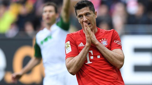 """Lewandowski benennt Bayern-Probleme: """"Das ist zu wenig"""""""
