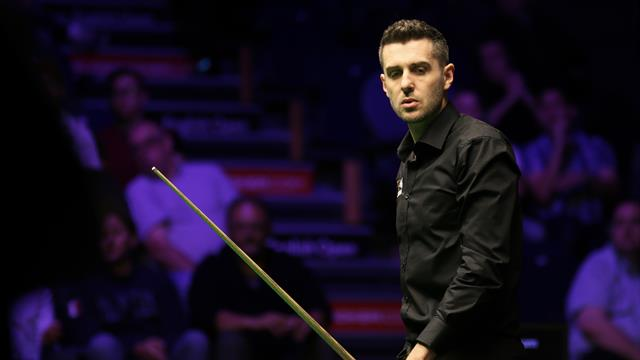 Selby to face Gilbert in English Open final