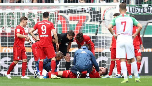 Giornata da dimenticare per il Bayern: si ferma anche Süle, sospetta lesione al legamento crociato