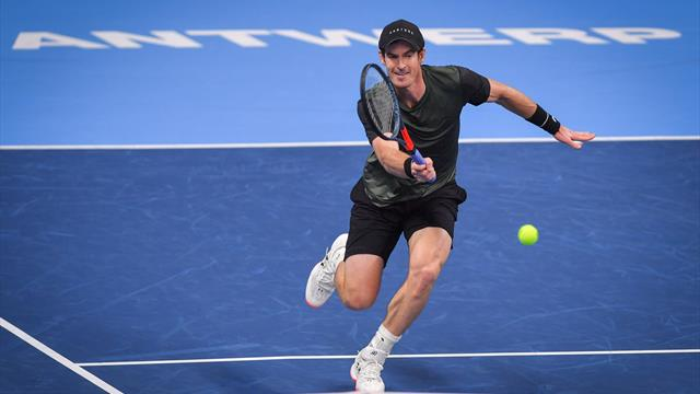 Murray: I didn't expect to reach an ATP final this quickly
