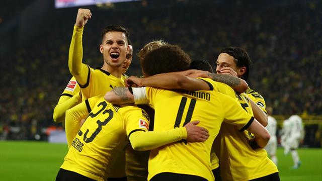 Befreiungsschlag gegen Gladbach: BVB zittert sich zum Sieg