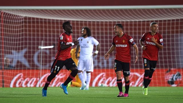 Real Madrid, la prima sconfitta in campionato arriva a Maiorca: 1-0 targato Lago Junior