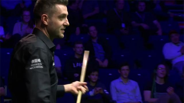 Mark Selby explains how he played genius stabbed-red pot