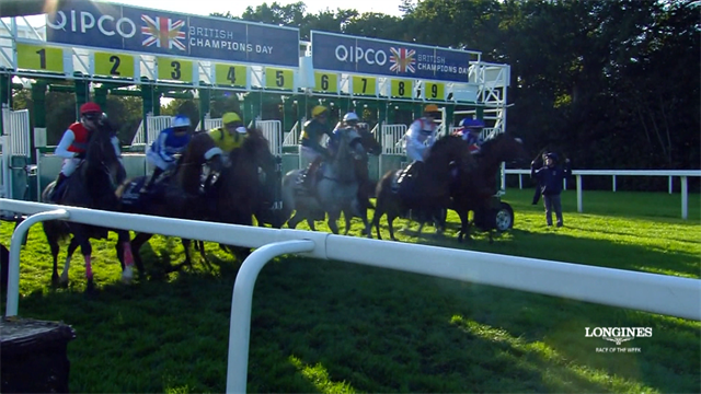 Magical wins QIPCO Champion Stakes with fabulous finish