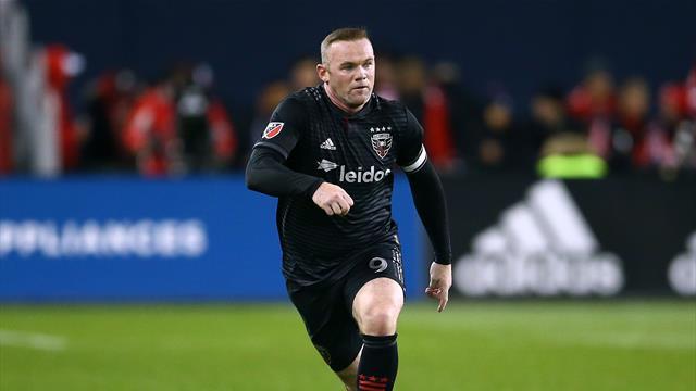 Rooney dit adieu à la MLS, les demies de conférence quasi-connues
