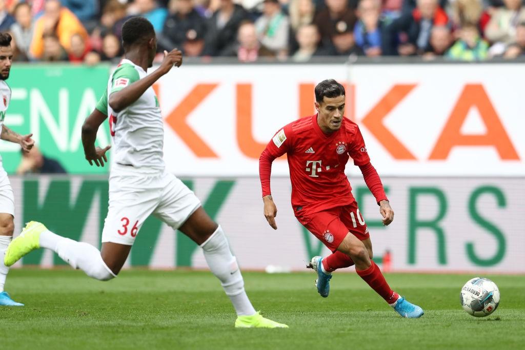 Augsburg - Bayern Munchen
