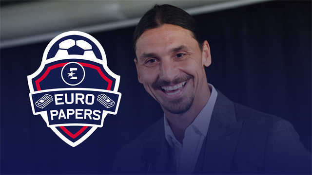 The Serie A club making moves for Ibrahimovic - Euro Papers