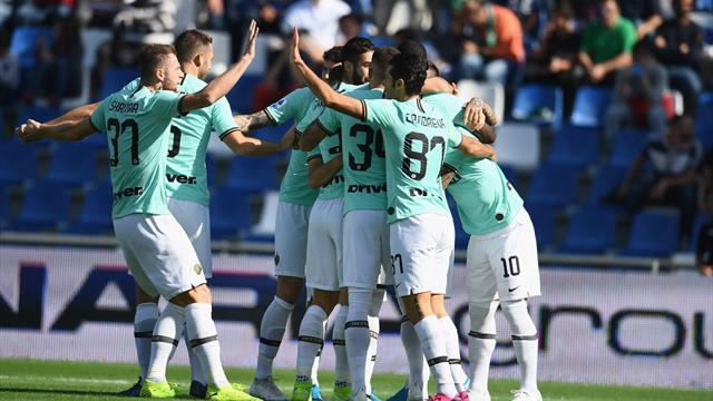 Inter Parma 2-2: il Parma ferma Conte