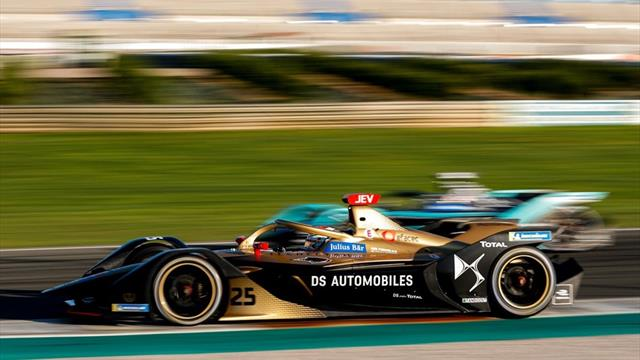 Vergne begins title defence at Diriyah ePrix as Porsche and Mercedes enter the fold