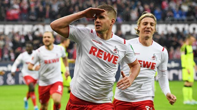 """Ein Herz fürs """"Veedel"""": 1. FC Köln präsentiert Karnevalstrikots"""