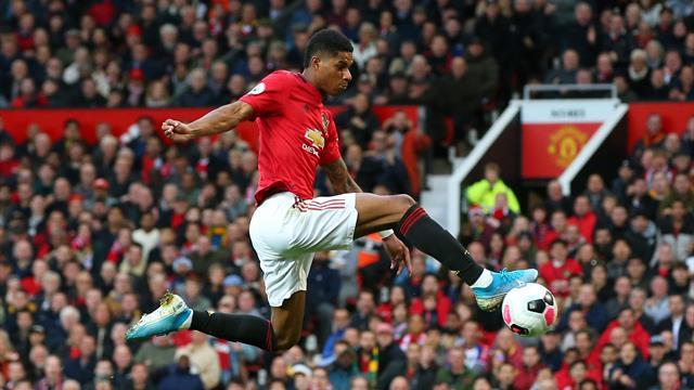 United - Liverpool   Gol Rashford