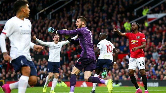 United - Liverpool | Gol anulat Mane