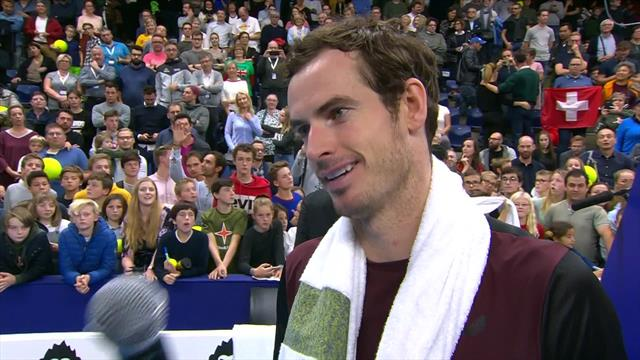 """Murray: """"Sono stati anni difficili, non mi sarei mai aspettato di tornare a vincere"""""""