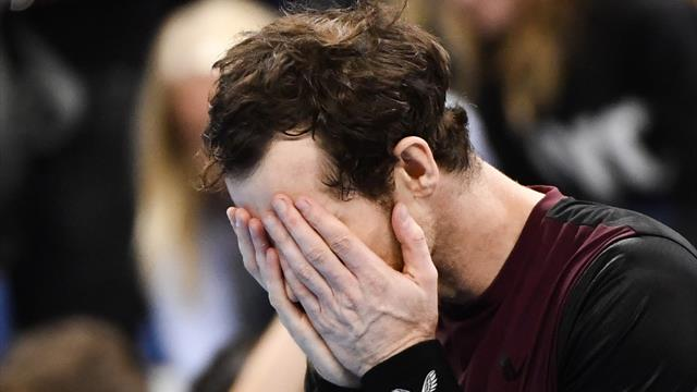 Emotional Murray reacts to European Open win - 'I didn't expect to be in this position at all'