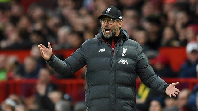 Watch: Disappointed Klopp was sure VAR would overrule decision