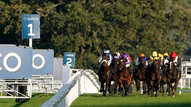 Magical lands first Champions Stakes success for O'Brien at Ascot's British Champions Day