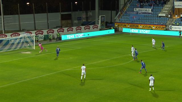En D2 norvégienne, une équipe remporte la palme du pire but contre son camp de l'année