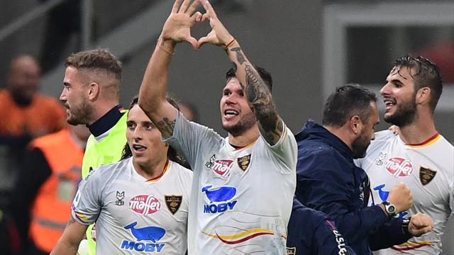 Milan-Lecce streaming e probabili formazioni: dove vederla