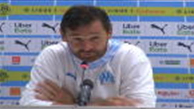 """Villas-Boas : """"Je n'ai pas peur du PSG mais on ne peut pas lutter contre eux"""""""