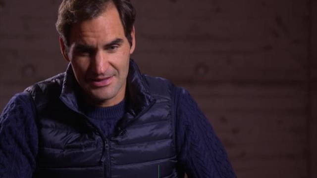 """Federer : """"Un dixième titre à Bale, ce serait fantastique"""""""