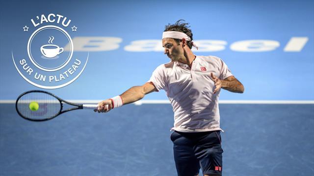 OM, Federer, Ballon d'Or : L'actu sur un plateau