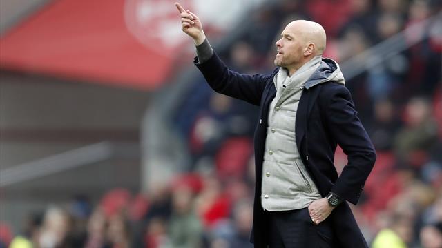 Ten Haag zu Bayern? Ajax gießt mit Statement Öl ins Feuer