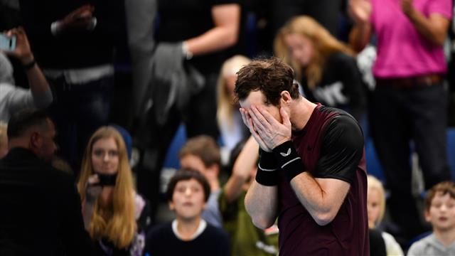 'Amazing' - Murray stunned by comeback title... what can he now achieve?