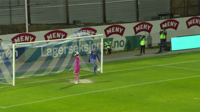 Is this the greatest and worst own goal of all-time? Probably