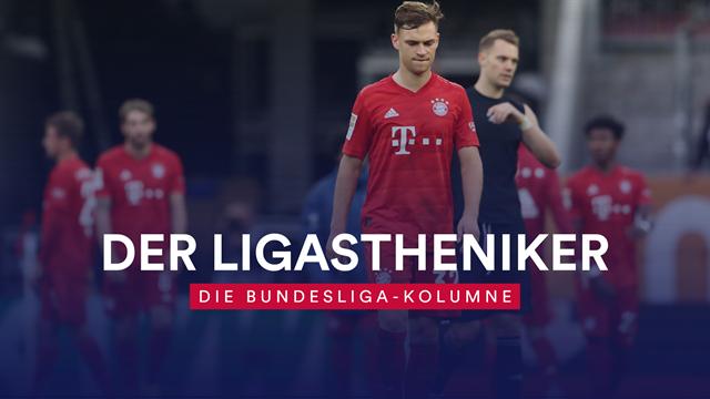 Bayern und BVB haben das Nervenflattern