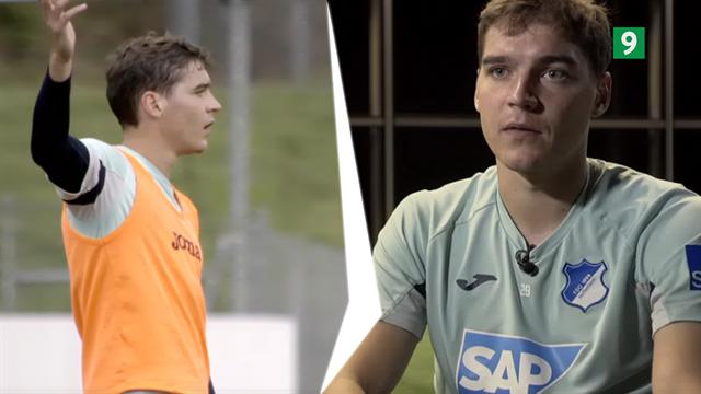 Robert Skov om komet-karriere: Kan jeg tage de næste skridt og blive en profil i Bundesligaen?