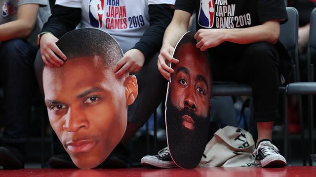 Course au titre, rookies, Westbrook : les grandes questions de la saison NBA