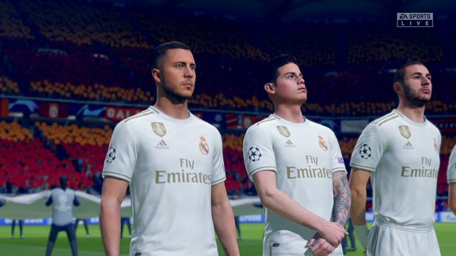 Champions Virtual: Así ha quedado el Galatasaray-Real Madrid