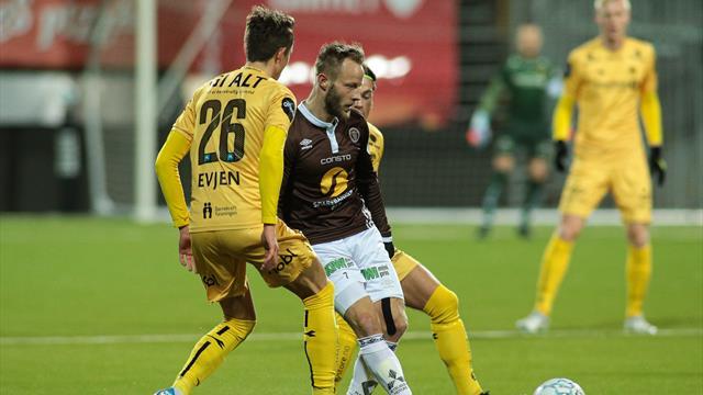 Det endte målløst mellom Bodø/Glimt og Mjøndalen