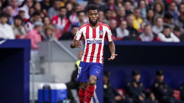 De titulaire à remplaçant : Lemar, champion du monde rétrogradé à l'Atlético