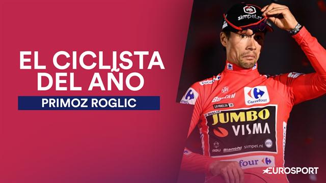Primoz Roglic, el mejor ciclista y dominador del año 2019 sin discusión