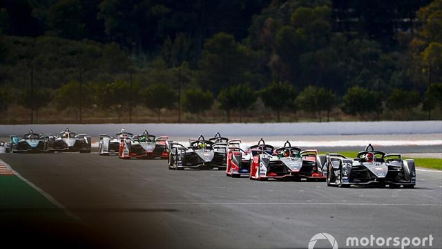 """FE drivers got """"carried away"""" in Valencia test races"""