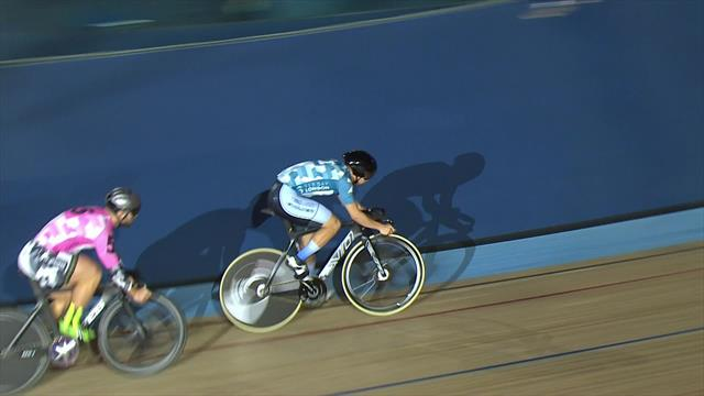 Obara puts in dominant display to win opening Keirin final at Six Day London