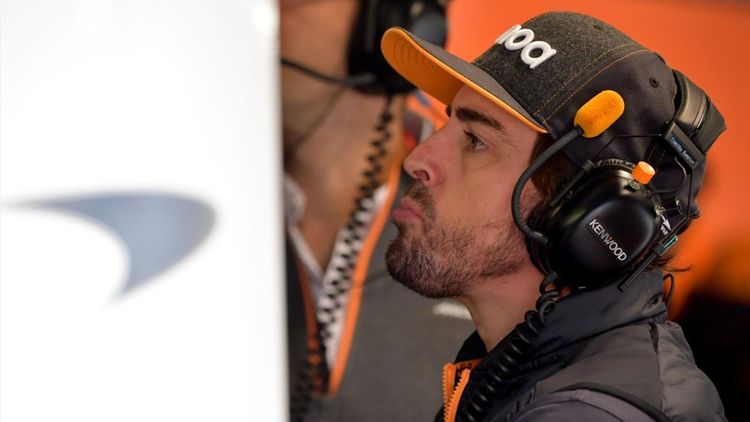 Rally News Fernando Alonso To Enter 2020 Dakar With Toyota