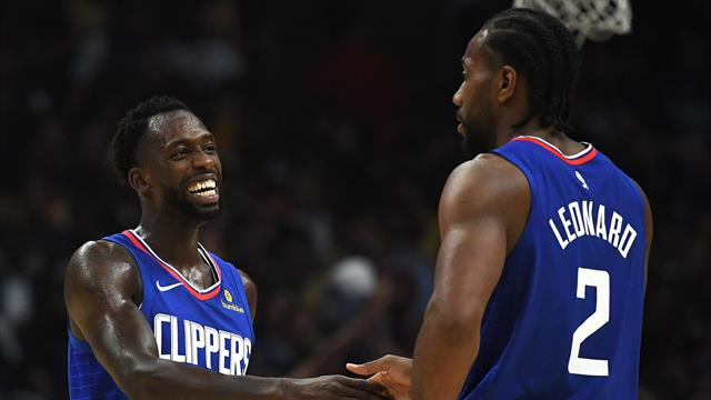 Les Clippers frappent fort à Los Angeles, célébrations à Toronto