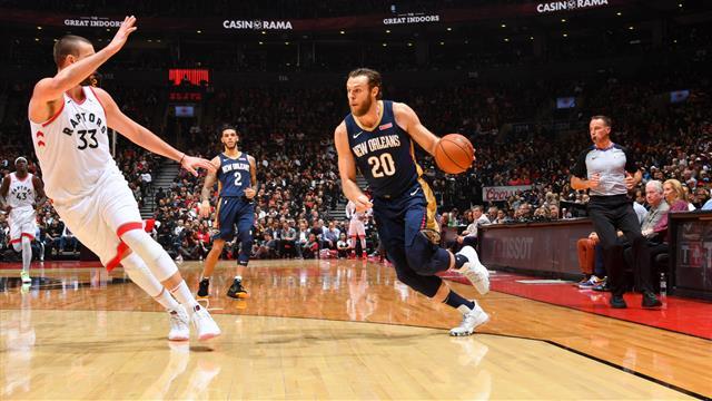 Overtime-Krimi für Raptors beim NBA-Saisonstart