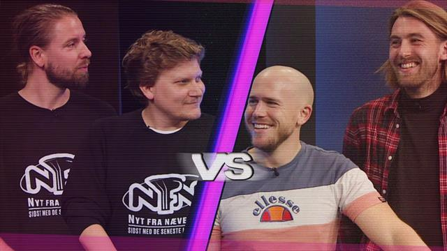 Fodboldquizzen, afsnit 3: Anders Nielsen & Heino Hansen vs. Jesper Simo & Simon Egeskov