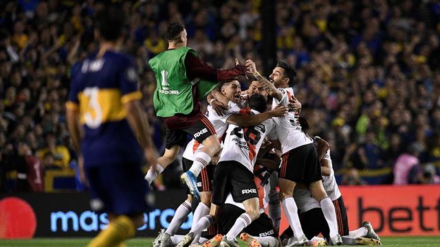 ⚽🏆 River Plate jugará de nuevo la final de la Libertadores tras eliminar a Boca Juniors