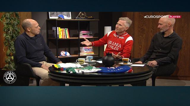 Holm & Bays Radio Tour, afsnit 21: Eddy Merckx-hilsen til Mads P & Gilbert med på telefonen