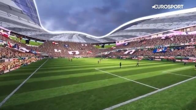Beckham svela il progetto per il nuovo stadio dell'Inter Miami: costerà 1 miliardo di dollari
