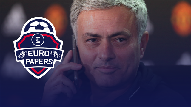 Mourinho in regular contact with Euro giants... and it's NOT Real Madrid - Euro Papers