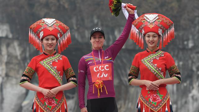 Vos wins 2019 Women's WorldTour title